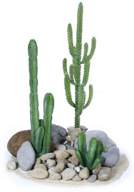 Artificial Plants For Window Boxes - plantart artificial cactus plants fake cactus plants faux cactus plants