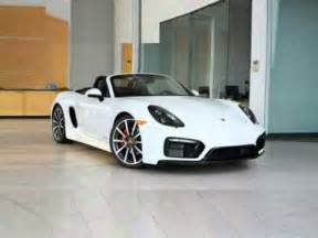 Porsche For Sale Porsche Boxster Gts For Sale