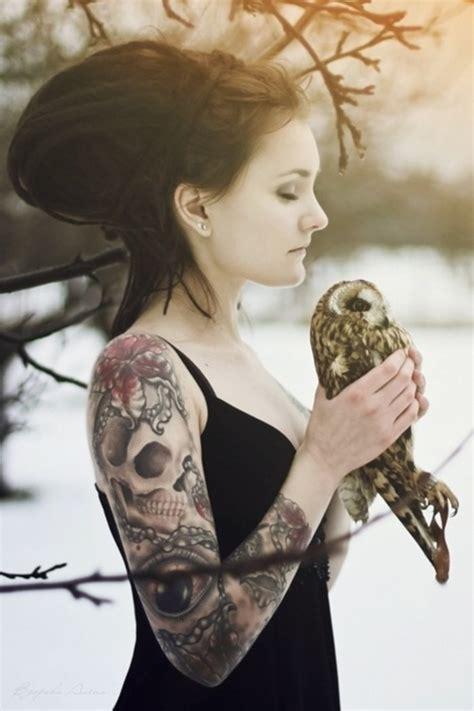 coolest arm tattoo designs  women ohh