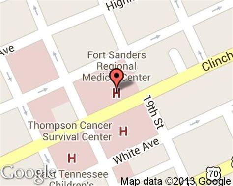 fort sanders emergency room fort sanders regional center