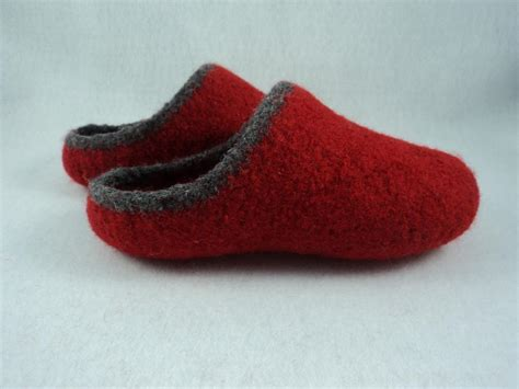 felted slippers pattern s scuff slippers felted knit by moniquerae craftsy