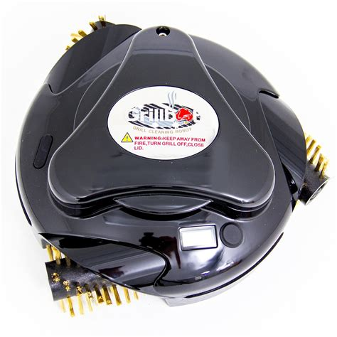 cleaning robots grillbot automatic grill cleaning robot black bbq guys