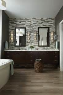 Dark Vanity Bathroom Ideas by 35 Grey Brown Bathroom Tiles Ideas And Pictures
