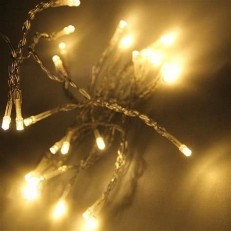 30 Warm White Led Battery Operated Fairy Lights Only 163 1 89 Battery Operated Warm White Lights