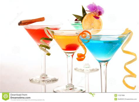 martini tropical tropical martini cocktails stock photo image of