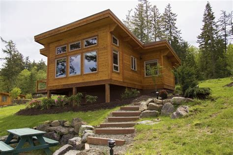 cabin kit homes 10 prefab log home companies dwell