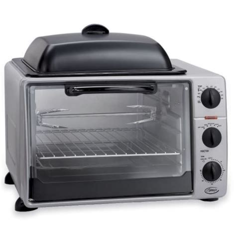 Toaster Rotisserie Oven Ginny S Brand Toaster Oven Rotisserie Toasters Cookers