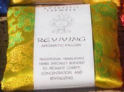 Herbal Hangover Pillow by Ayurvedic Incense Herbal Product Nepal Herbal Products And
