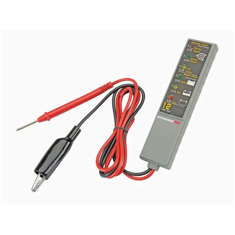 test light harbor freight recommend me a automotive multimeter topic