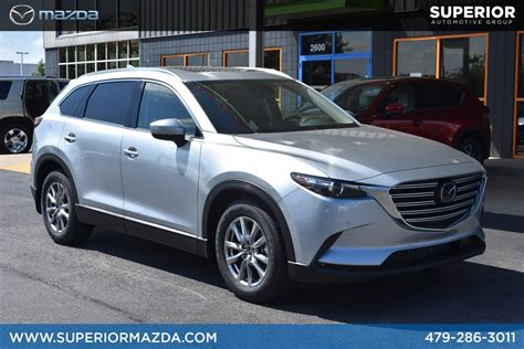 2019 Mazda Cx 9 by New 2019 Mazda Cx 9 Touring Sport Utility In Bentonville