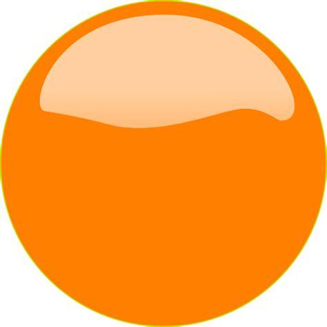 button clip at clker vector orange button 2 clip at clker vector clip
