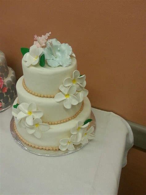 Wedding Cake Hawaii by Hawaii Wedding Cake Idea In 2017 Wedding