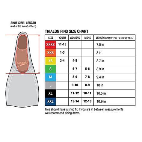 cressi light swim fins size chart bestselling fins gistgear