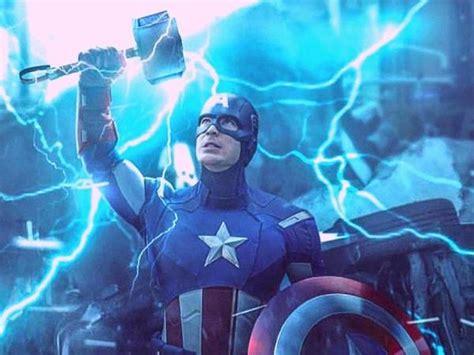 mcu scenes shows captain america worthy