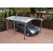 Chalet &amp Jardin Boutique  Carport En Aluminium ALMICAR