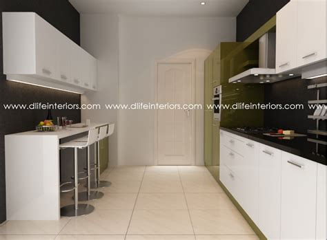 five basic shapes of modular kitchen designs from 5 styles of customized modular kitchens in kerala