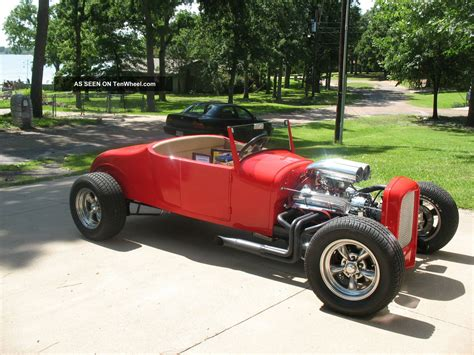1927 Ford Roadster by 1927 Ford Roadster Custom Build Rod