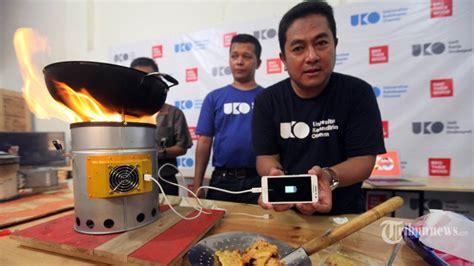 Kompor Listrik Bandung cara mudah membuat huwako kompor berbahan bakar sah
