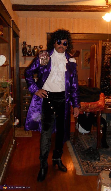 prince purple rain costume