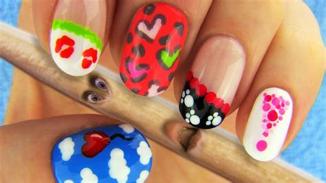 nails designs using toothpicks 6 nail art designs nail tutorial using toothpick as a