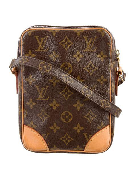 louis vuitton monogram danube bag handbags lou