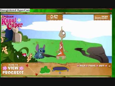 how to play lilo and stitch kauai caper by leigh anne