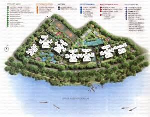 The Warren Condo Floor Plan by The Estuary Singapore Condo Directory