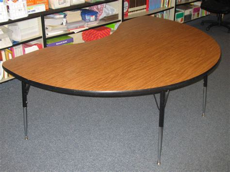 kidney shaped table for classroom kidney shaped table classroom all about house design
