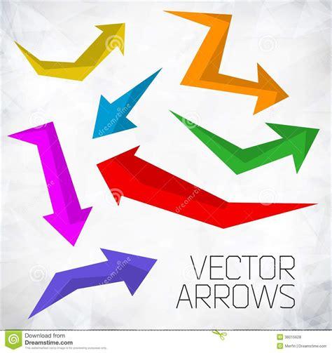 modern design layout vector vector modern arrows stock illustration illustration of