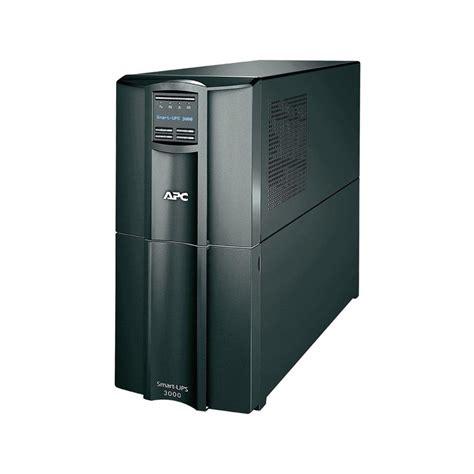 Apc Ups Smt3000i harga jual apc smt3000i smart ups 3000va lcd 230v