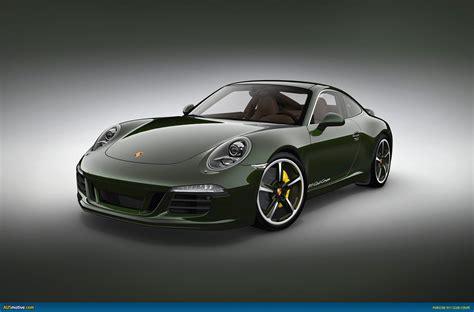 porsche coupe ausmotive com 187 limited porsche 911 club coupe revealed