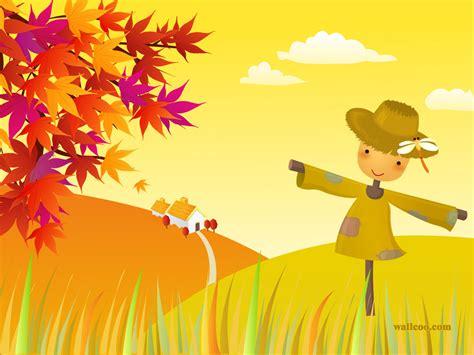autumn scene clipart clipground
