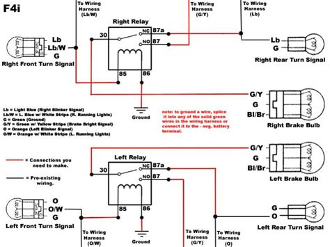 intergrated light problems cbr forum enthusiast