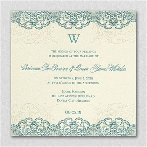 Wedding Invitations Ordering by Tips On Ordering Wedding Invitations Cardinal Bridal
