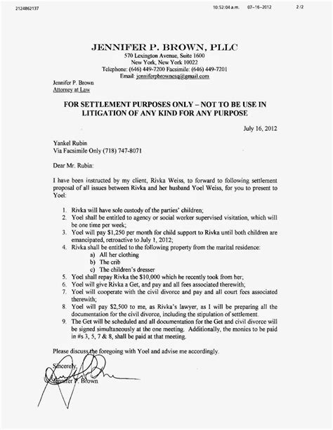 Divorce Letter Of Intent 100 How To Write A Divorce Sle I 751 Affidavit Letters Resume Cover Letter Template 6 How