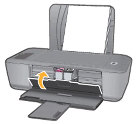 Printer Hp J110 a paper jam error message displays for hp deskjet 1000 j110 2000 j210 3000 j310 and