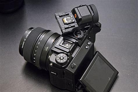 Kamera Fujifilm Gfx 50s fujifilm gfx 50s eindr 252 cke eines on der