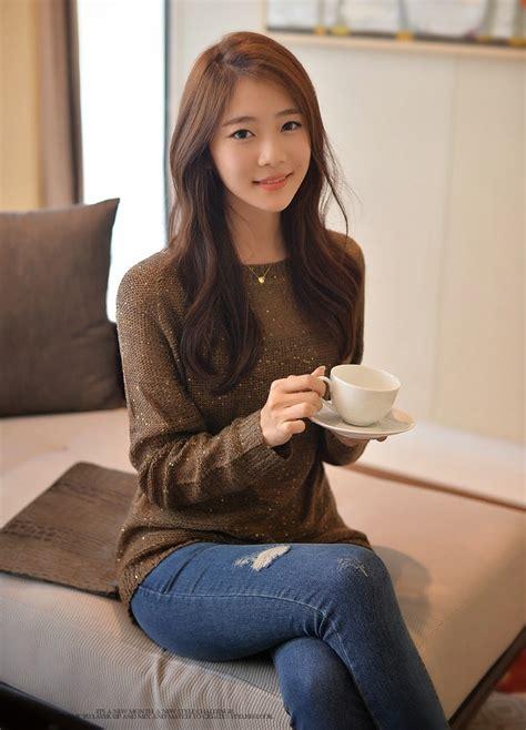 Imagenes De Coreanas Modelos | moda coreana 18 modelos de chompas sweaters para chicas