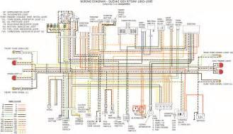 95 gsxr 750 wiring schematic get free image about wiring diagram