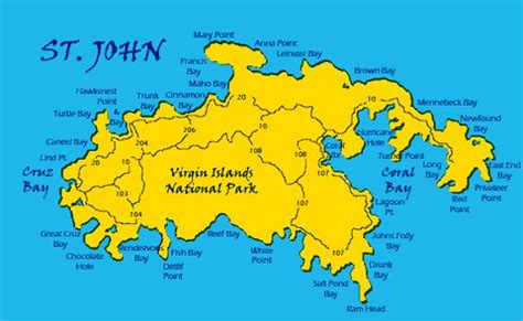 st johns island map gotostjohn st map st real estate usvi map