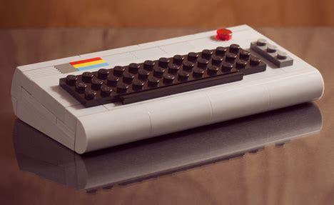 lego crazy: awesome blocky replicas of retro technology