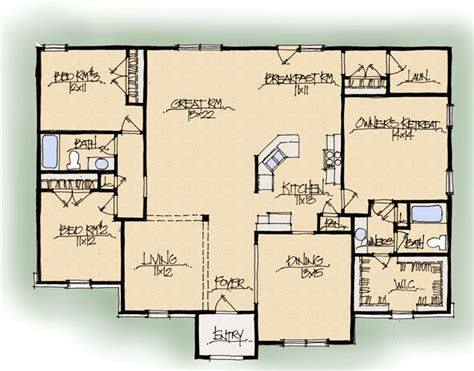 home builders floor plans new home builder tulsa cannon