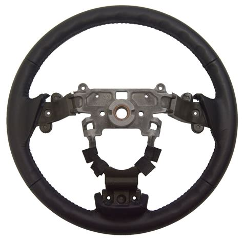 mazda steering wheel 2009 2010 mazda 6 black leather 3 spoke steering wheel new