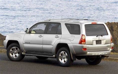 Toyota 4runner 2004 For Sale Used 2004 Toyota 4runner For Sale Pricing Features