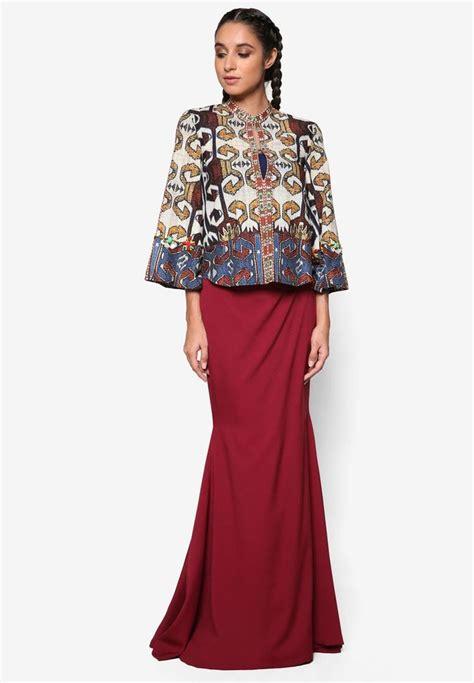 Qirana Dress 17 best ideas about baju kurung on kebaya