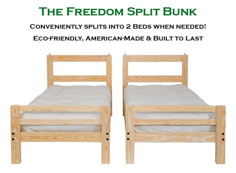 Freedom Bunk Bed Freedom Bunk Bed