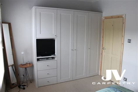 Tv Wardrobes by Fitted Wardrobes Jv Carpentry