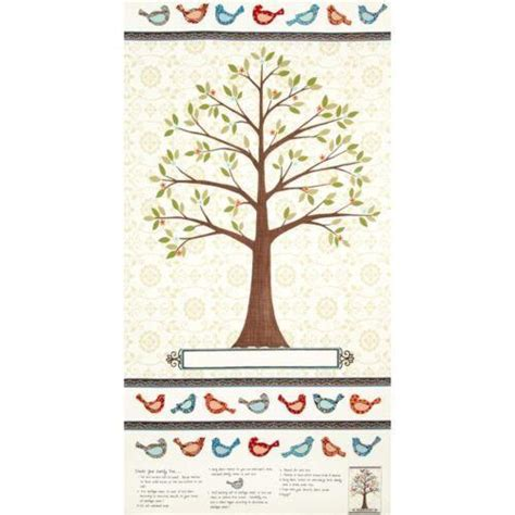 Family Tree Quilt Pattern by Family Tree Quilt Ebay