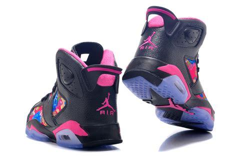 womens jordans basketball shoes air 6 retro womens basketball shoe