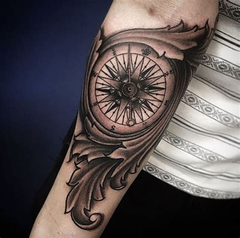 50 best compass tattoo designs and ideas for men and women 50 impressive compass tattoos designs and ideas 2018
